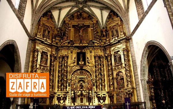 Iglesia de la Candelaria de Zafra