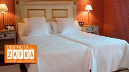 Hoteles en Zafra