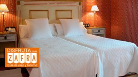 Hoteles en Zafra – Donde dormir en Zafra