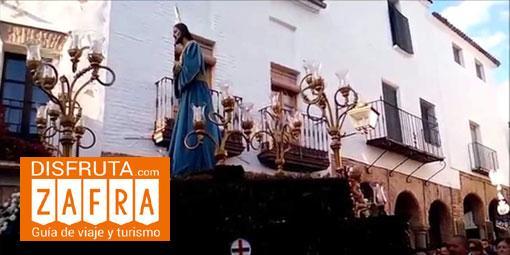 Procesión de Jesús Cautivo y Rescatado