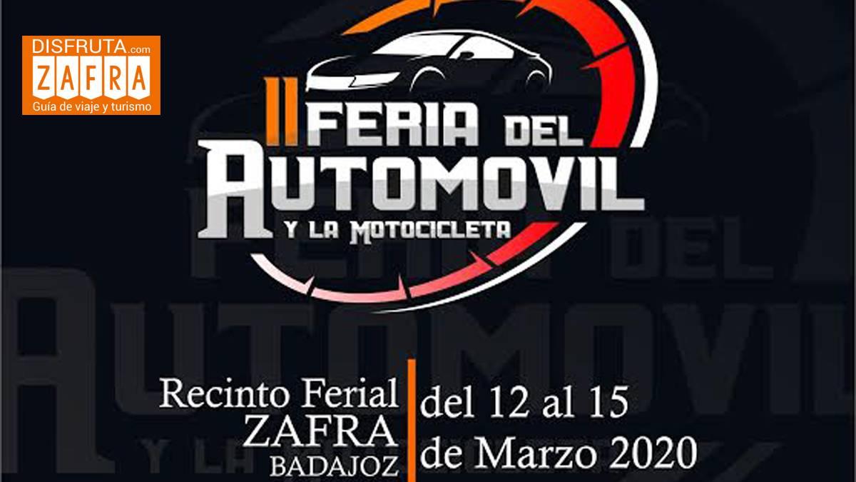 Feria del Automóvil Zafra